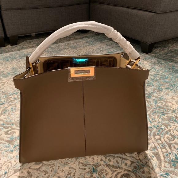9c23cecb7aee Handbags - New Fendi Peekaboo X-Lite Xlite Bag Handbag